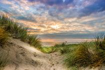 Llangennith Beach Gower von Steve Evans