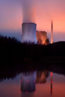 Kraftwerk Bexbach II by Bettina Dittmann