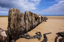 Mulberry Remains - Normandy France  von John Lechner