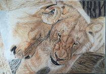 Löwenliebe by Bettina Hilker