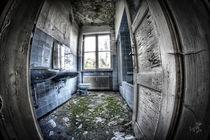 Abandoned Bathroom Zyklus I by Ingo Mai