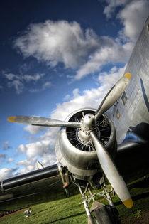 Aircraft Zyklus I by Ingo Mai