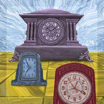 Three Clocks One by Jamison Smith
