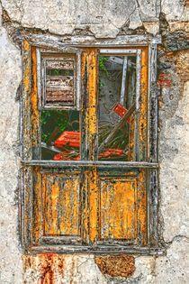 alte Hausfassade auf La Gomera by frakn