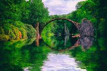 Die Rakotzbrücke by foto-m-design