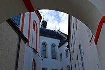 Münchner Jakobsweg: Kloster Andechs... von loewenherz-artwork