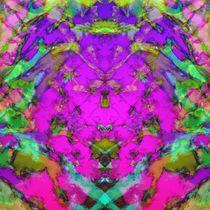 Little pink symmetry von Keith Mills