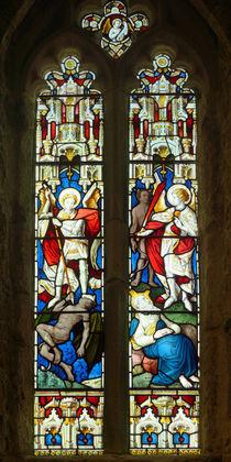 St. Michaels window von Sabine Radtke