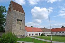 Münchner Jakobsweg: Kloster Wessobrunn... von loewenherz-artwork