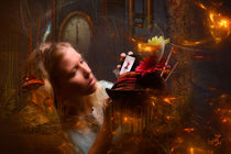 Alice im Wunderland Zyklus I von Ingo Mai