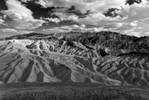 Zabriskie point - Death Valley by Federico C.