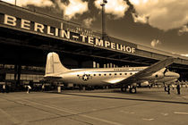 Troop Carrier Sepia by Christian Behring