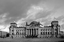 Reichstag in Novemberstimmung by Christian Behring