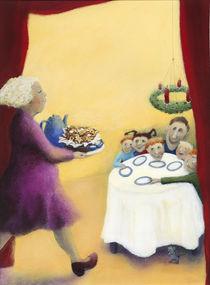 Wo steckt die Weihnachtsmaus? by Frauke Bahr