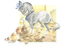 Esel by Anna Eliza Lukasik-Fisch