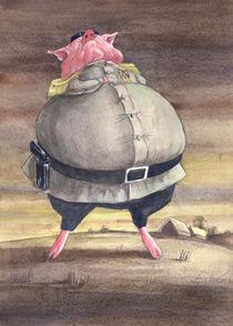 Superschwein by Anna Eliza Lukasik-Fisch