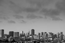 San Francisco - downtown skyline by Federico C.