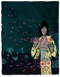 Gram Parsons by Jose  Fragoso