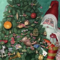 Santa Claus by France Brassard