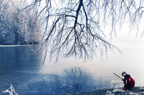 Winter Blues V by Thomas Schaefer