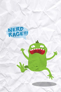 Nerd Rage by Thomas Hollnack