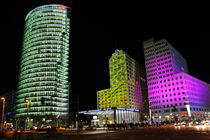 Potsdamer Platz - Festival Of Lights 2010 by Christian Behring