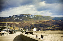 Barmouth Beach by Ioana Epure