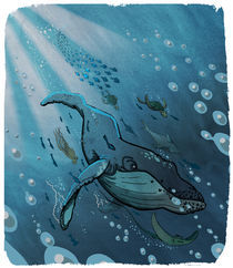 Ocean dive von Jose  Fragoso