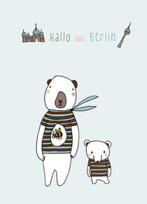 Hallo aus Berlin  by June Keser