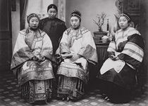 Chinese Women von William Saunders