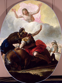 The Conversion of St. Paul  by Ambroise Crozat
