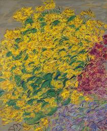 Flowers  von Anna de Noailles
