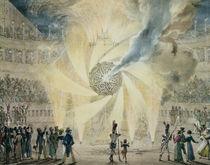 Fireworks  von Antoine Jean-Baptiste Thomas