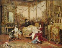Victorien Sardou  von Auguste de la Brely