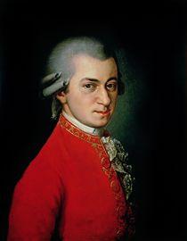 Wolfgang Amadeus Mozart von Barbara Krafft