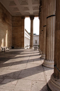 University College London Columns von Julian Raphael Prante