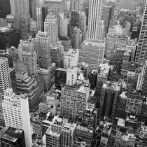 Midtown Manhattan by Frank Stettler