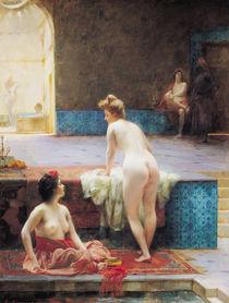 The Turkish Bath by Serkis Diranian