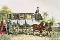 'Entreprise Generale des Omnibus' by Denis-Auguste-Marie Raffet
