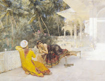 The Princess of Bengal by Edwin Lord Weeks