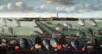 The Bombardment of Dunkirk von Philippe Jonaert
