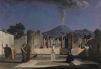 Dream in the Ruins of Pompeii by Paul Alfred de Curzon
