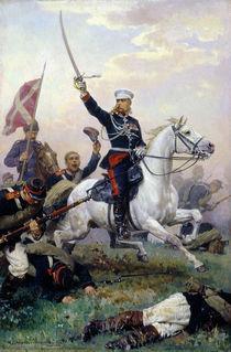 General M.D. Skobelev  by Nikolai Dmitrievich Dmitriev-Orenburgsky