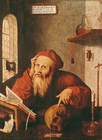 St. Jerome von Gautard de Pezenas