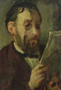 Edgar Degas  von Marcellin Gilbert Desboutin