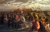 Walpurghis Night von Gustav Adolph Spangenberg