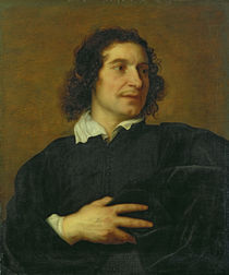 Portrait of a Man  von Lucas the Younger Franchoys