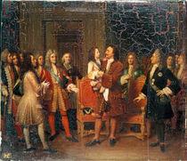 Louis XV  by Louise Marie Jeanne Hersent
