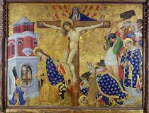 The St. Denis Altarpiece von Henri Bellechose