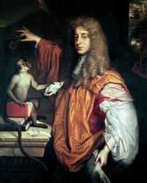 John Wilmot  by Jacob Huysmans